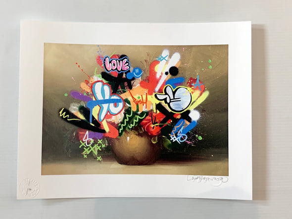 Martin Whatson - 'Still Life' (Mini Print)