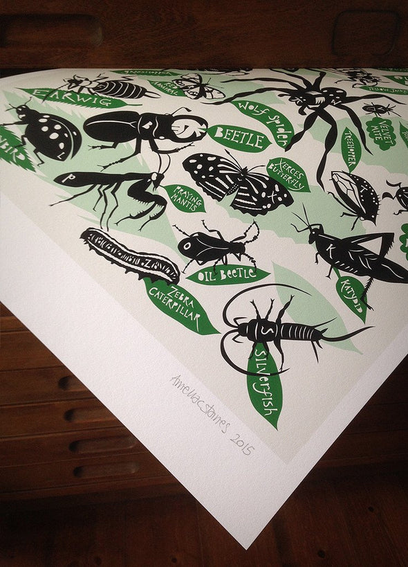 67 Inc - 'The Alphabet of Insects and Bugs'