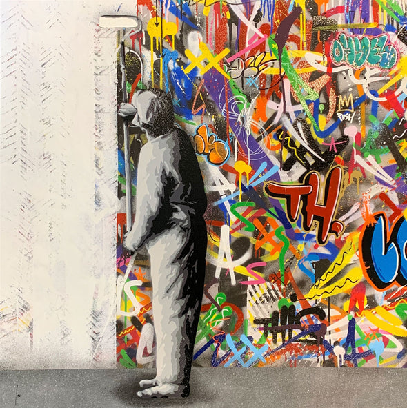 Martin Whatson - 'The Cycle' Print Set