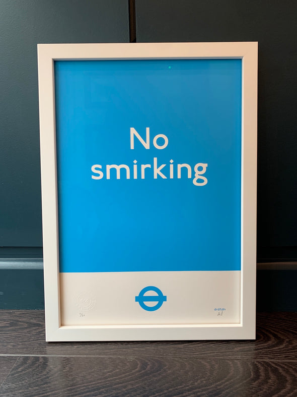 Subvertiser - 'Victoria Line' Set of 3 Prints