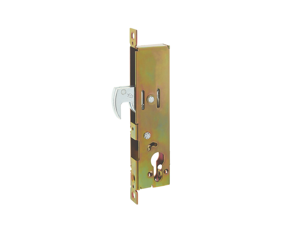 Adams Rite 2200-250 25mm Backset Euro Profile Hooklock - AluminiumDoorSupplies