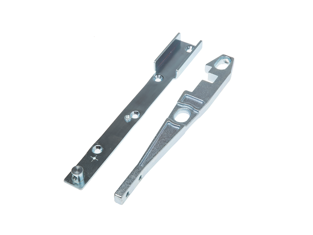 ADS-8000-T13 Standard Side Load Arm - AluminiumDoorSupplies