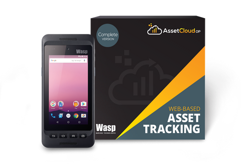 Wasp AssetCloudOP Complete - (5 login users) w/DR4 - 633809006241