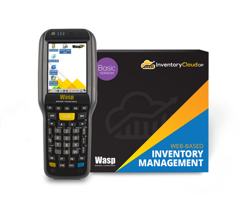 Wasp InventoryCloudOP Basic – (1 login user) user w/DT92 - 633809006524