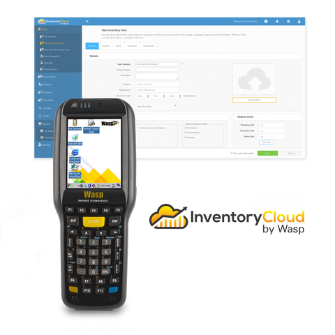 InventoryCloud – (5 login users) w/DT92 - 633809004513 - 633809003066