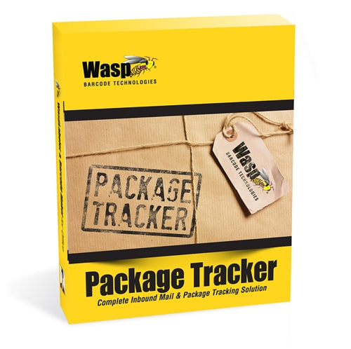 Wasp Package Tracker Standard Software (1 Year) - 633808391492