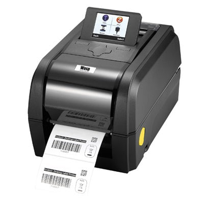 Wasp WPL308 Thermal Transfer Direct Thermal Desktop Barcode Printer (4 inch print width) Ready-to-Go Kit - 633809003226