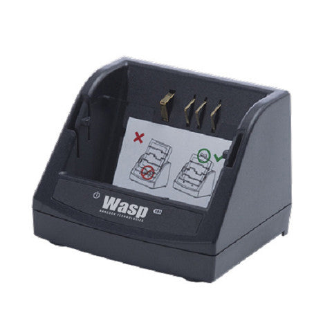 Wasp WPL4M One Bay Charger - 633809004032