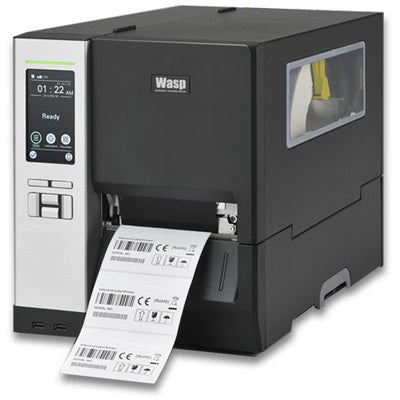 Wasp WPL614 Industrial Barcode Printer - 633809003097