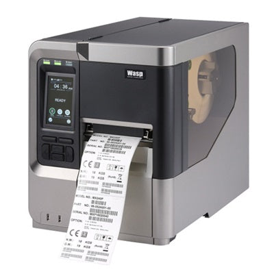 Wasp WPL618 Industrial Barcode Printer - 633809003219