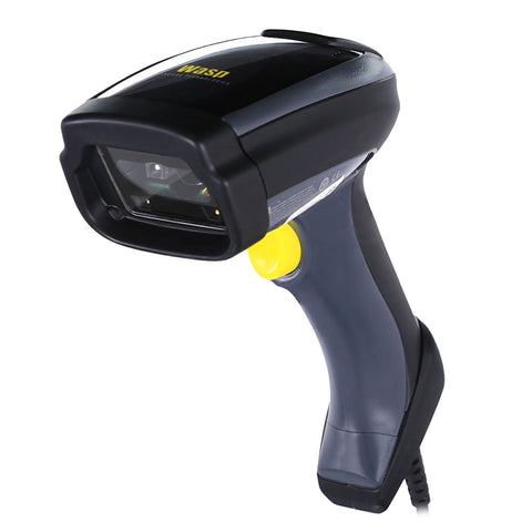 Wasp WDI7500 2D USB Barcode Scanner - 633809002830