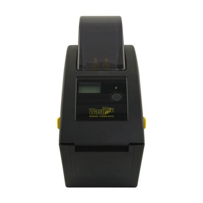 Wasp WHC25 Desktop Direct Thermal Wristband Printer Ready-to-Go Kit - 633808403911