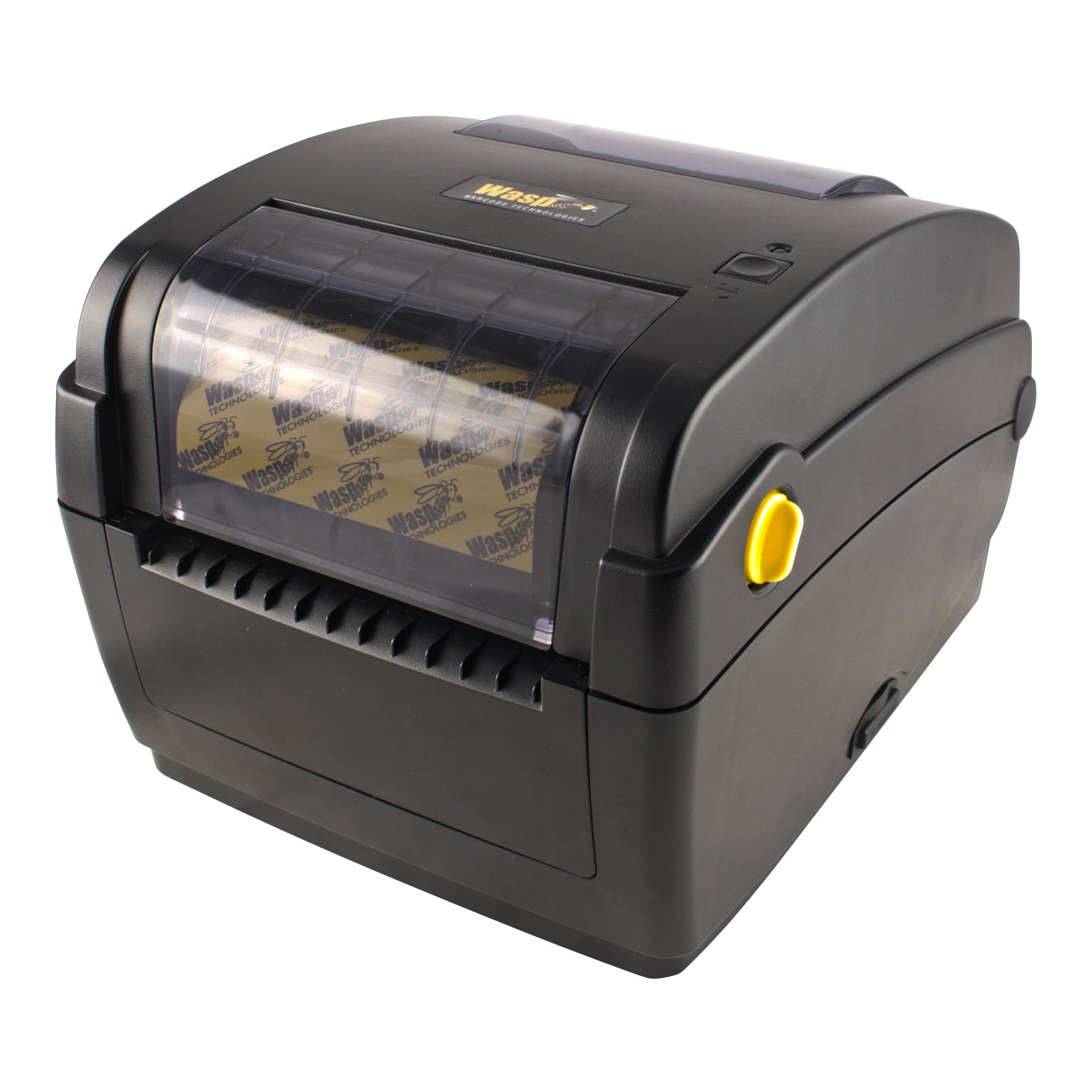 Wasp WPL304 Thermal Transfer Direct Thermal Desktop Barcode Printer (4 inch print width) Ready-to-Go Kit - 633808404055