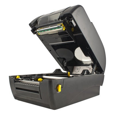 Wasp WPL305 Thermal Transfer Direct Thermal Desktop Barcode Printer (4 inch print width) Ready-to-Go Kit - 633808402006