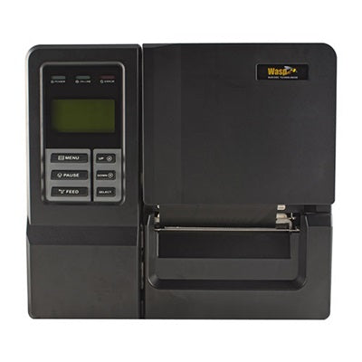 Wasp WPL406 Thermal Transfer Direct Thermal Industrial Tabletop Barcode Printer (4 inch print width) Ready-to-Go Kit - 633808404062