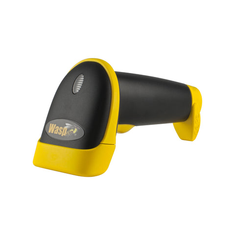 Wasp WWS550i Freedom Cordless Barcode Scanner Ready-to-Go Kit - 633808920623