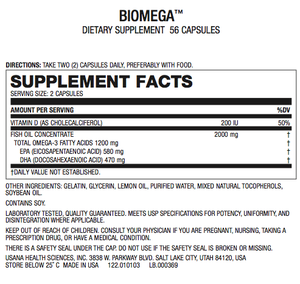 BiOmega™ (fish oil)