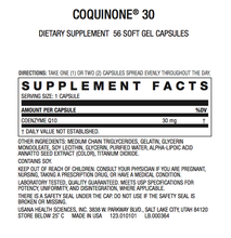 Load image into Gallery viewer, CoQuinone® 30