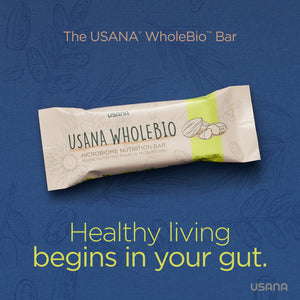 WholeBio™ Microbiome Nutrition Bar