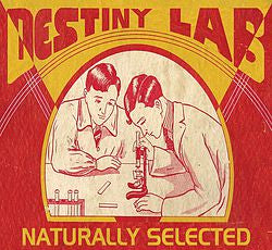 "Destiny Lab's Third Album: ""Naturally Selected"" - sacred-word-publishing-2"