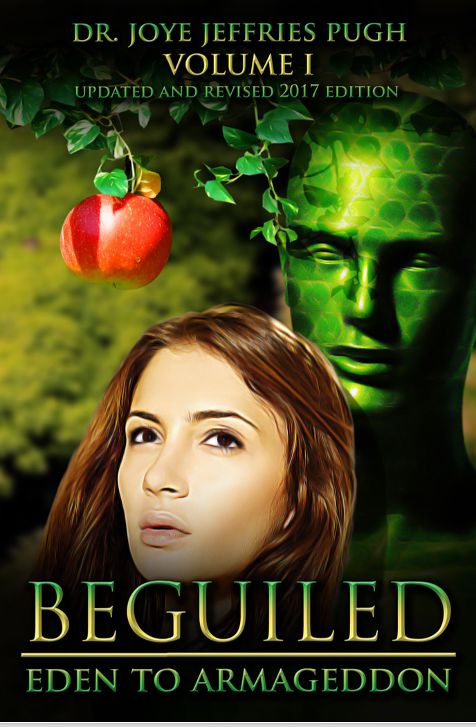 POSTER - Beguiled: Eden to Armageddon - sacred-word-publishing-2