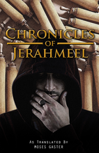 Chronicles Of Jerahmeel Ebook
