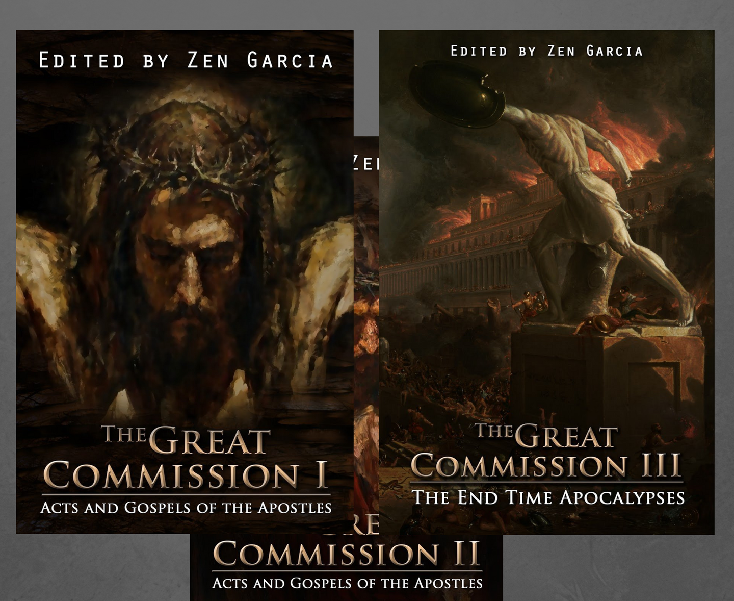 The Great Commission I, II, III Bundle