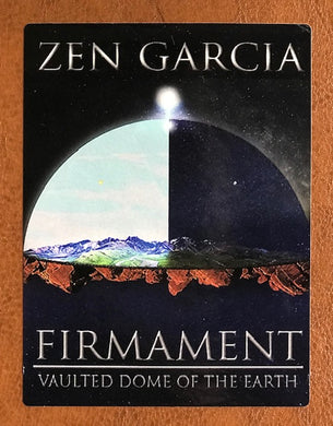 Firmament Sticker - 4'' x 3'' Rounded Rectangle Sticker - Glossy - sacred-word-publishing-2