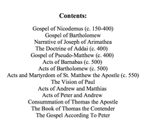 The Great Commission II: The Acts and Gospels of the Apostles