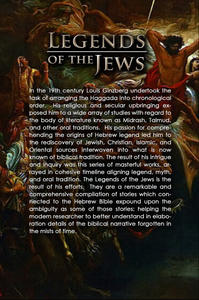 The Legends of the Jews III