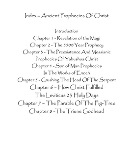Ancient Prophecies Of Christ Ebook - sacred-word-publishing-2