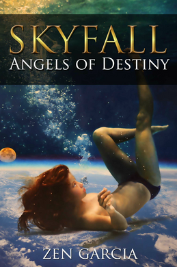 Skyfall: Angels of Destiny Ebook - sacred-word-publishing-2