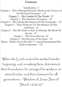 International Flat Earth Conference Notes 2018 Ebook - sacred-word-publishing-2