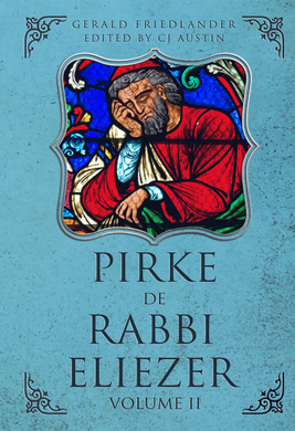 Pirke de Rabbi Eliezer, Volume II Ebook