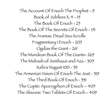 The Collected Works of Enoch the Prophet