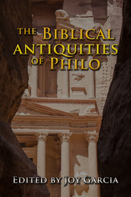 The Biblical Antiquities Of Philo Ebook