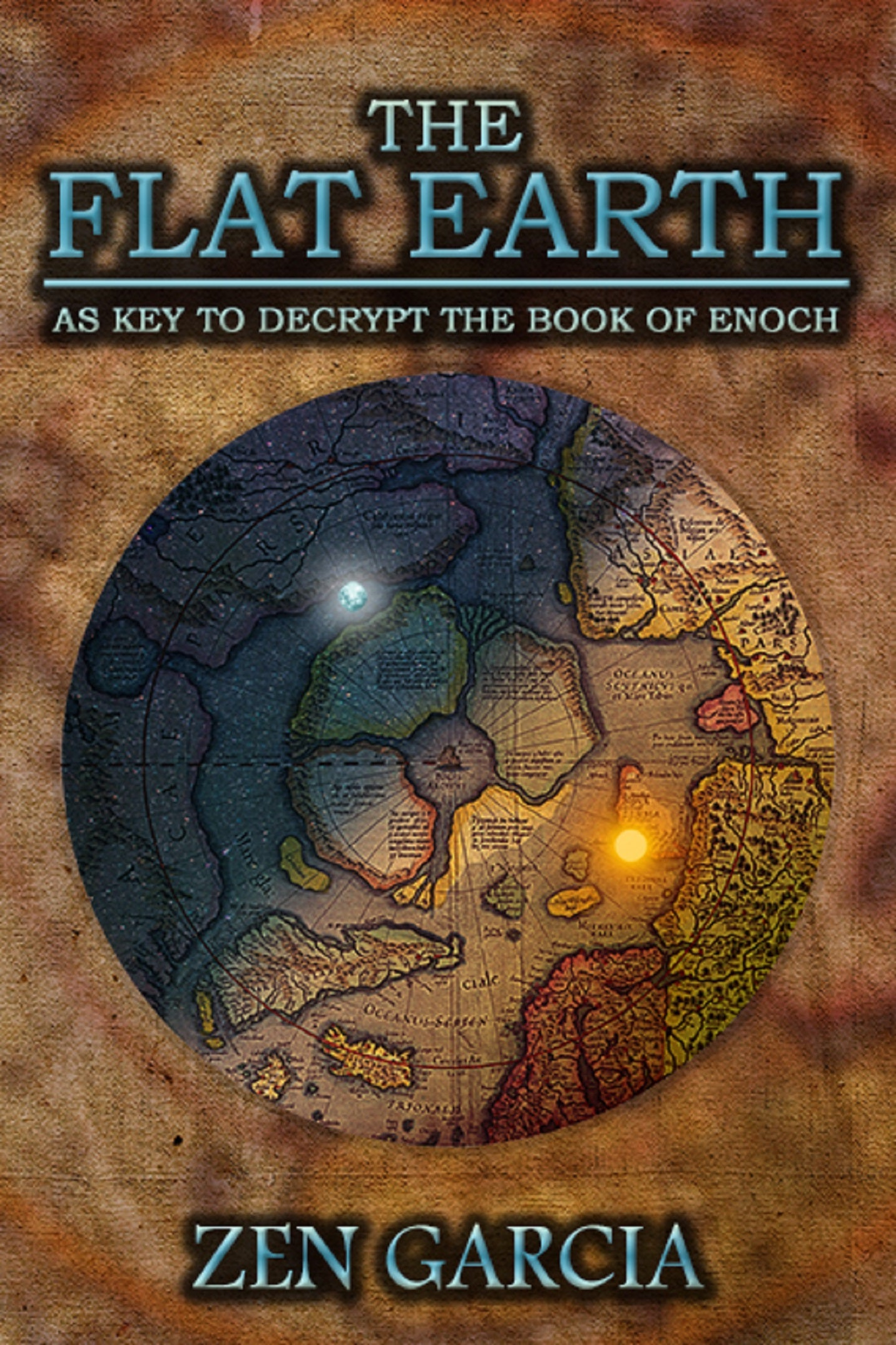 The Flat Earth as Key to Decrypt the Book of Enoch Ebook