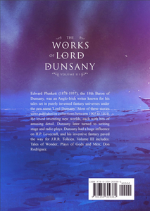 The Works of Lord Dunsany Volume III