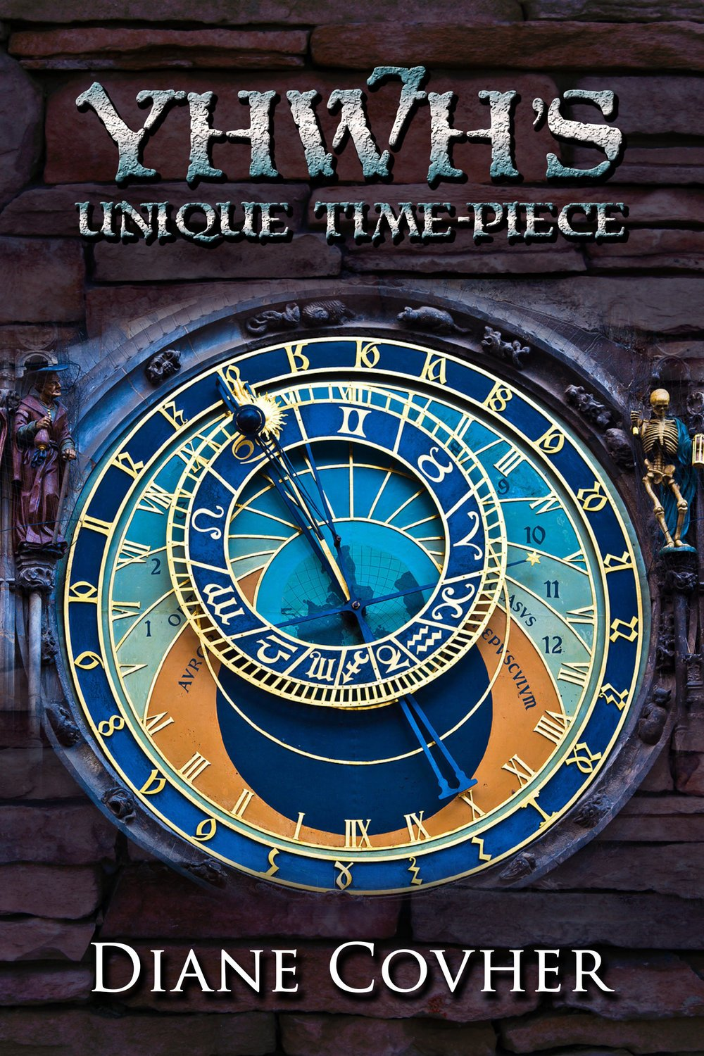 YHWH's Unique Time-piece: Explained - sacred-word-publishing-2