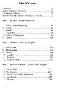 Eden: The Knowledge Of Good and Evil 666 Volume 1 Ebook