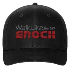 Walk Like Enoch FlexFit - sacred-word-publishing-2