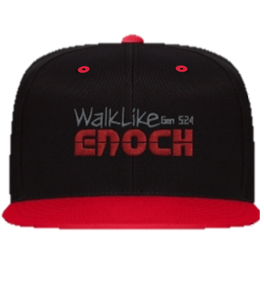 Walk Like Enoch Flat Bill - sacred-word-publishing-2