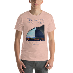 Zen Garcia Firmament Short-Sleeve Unisex T-Shirt