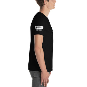 Flat Earther - Short-Sleeve Unisex T-Shirt