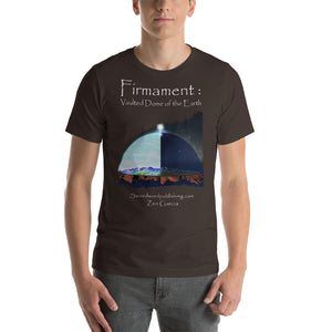 Zen Garcia Firmament Short-Sleeve Unisex T-Shirt - sacred-word-publishing-2