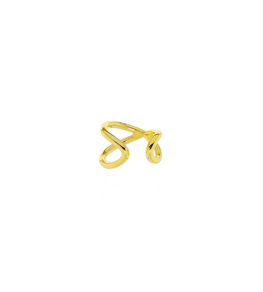 Bimodal ring gold