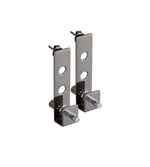 Pevsner earrings ruthenium