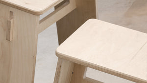 Johann Stool - Set of Six