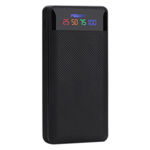 Dual USB Power Bank Case