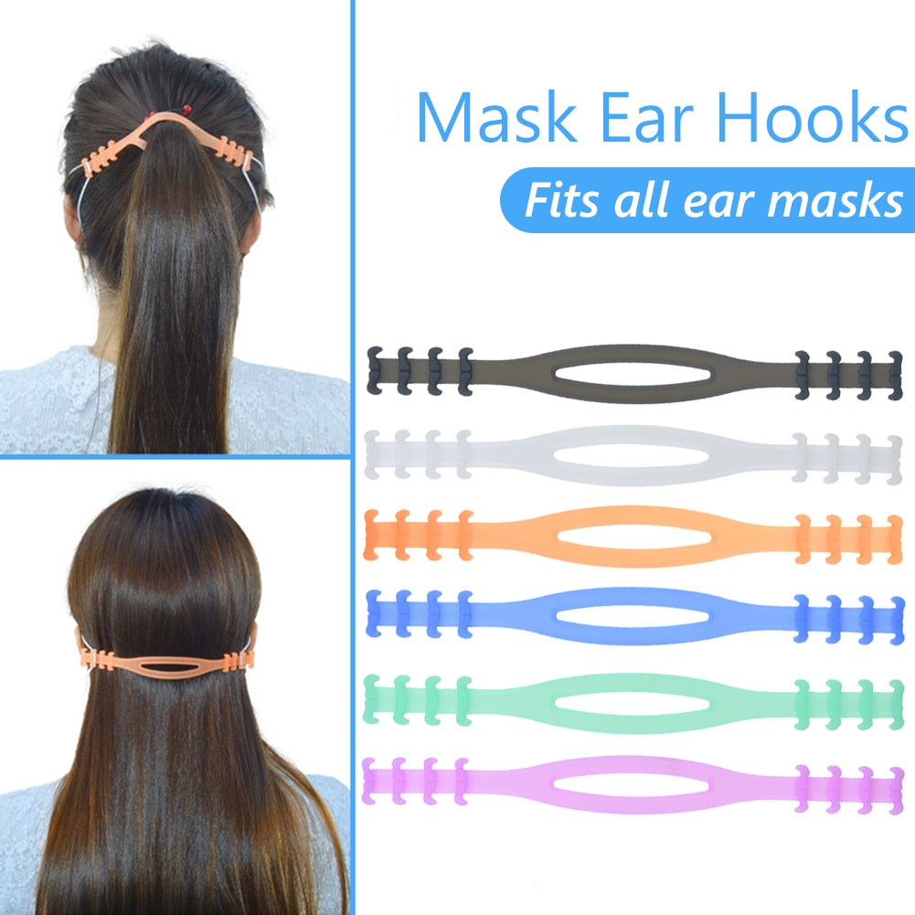 Silicone Ear Strap Bands